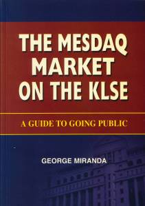 Mesdaq - A Guide To Going Public - frontpg